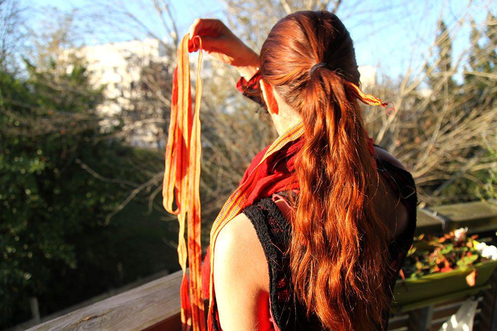 Le kardoune pour lisser ses cheveux