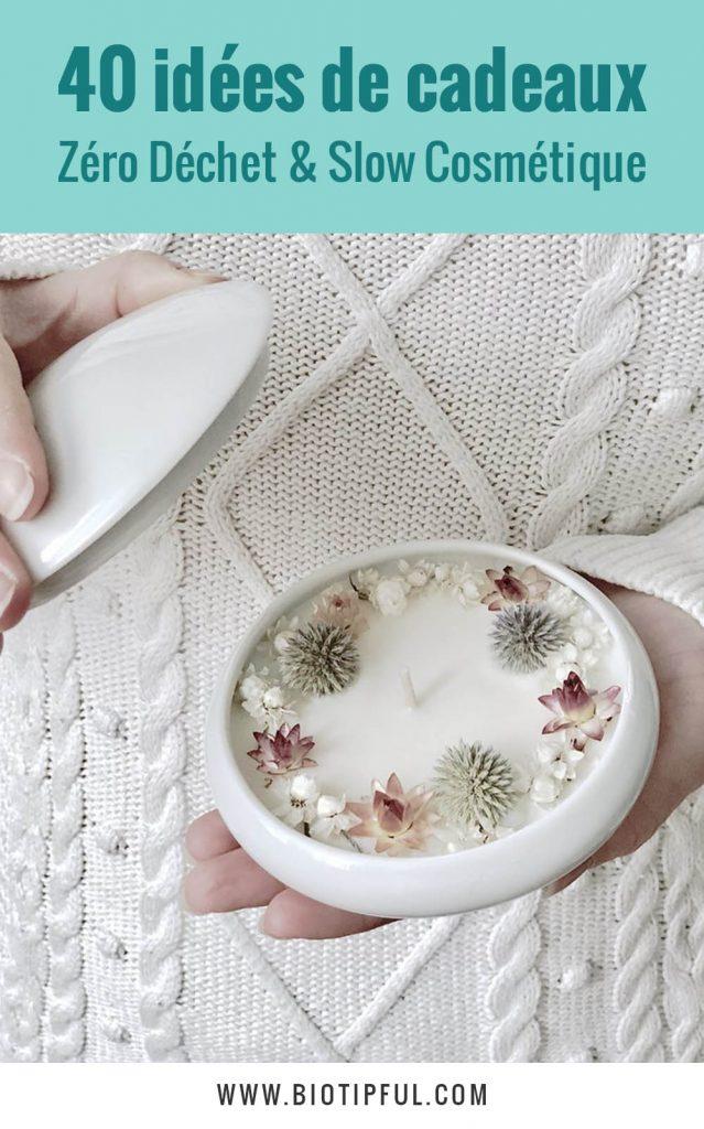 Soutenir les petites marques pendant le confinement en offrant de cadeaux Slow cosmétique et artisanaux de marques locales et françaises.