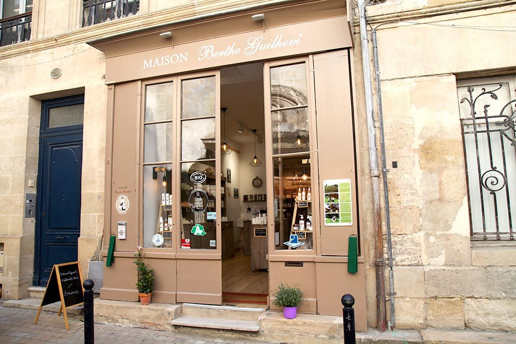 Boutique Berthe Guilhem Bordeaux