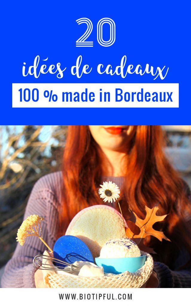 20 idées de cadeaux 100% made in Bordeaux