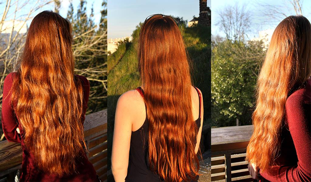Ma routine cheveux naturelle