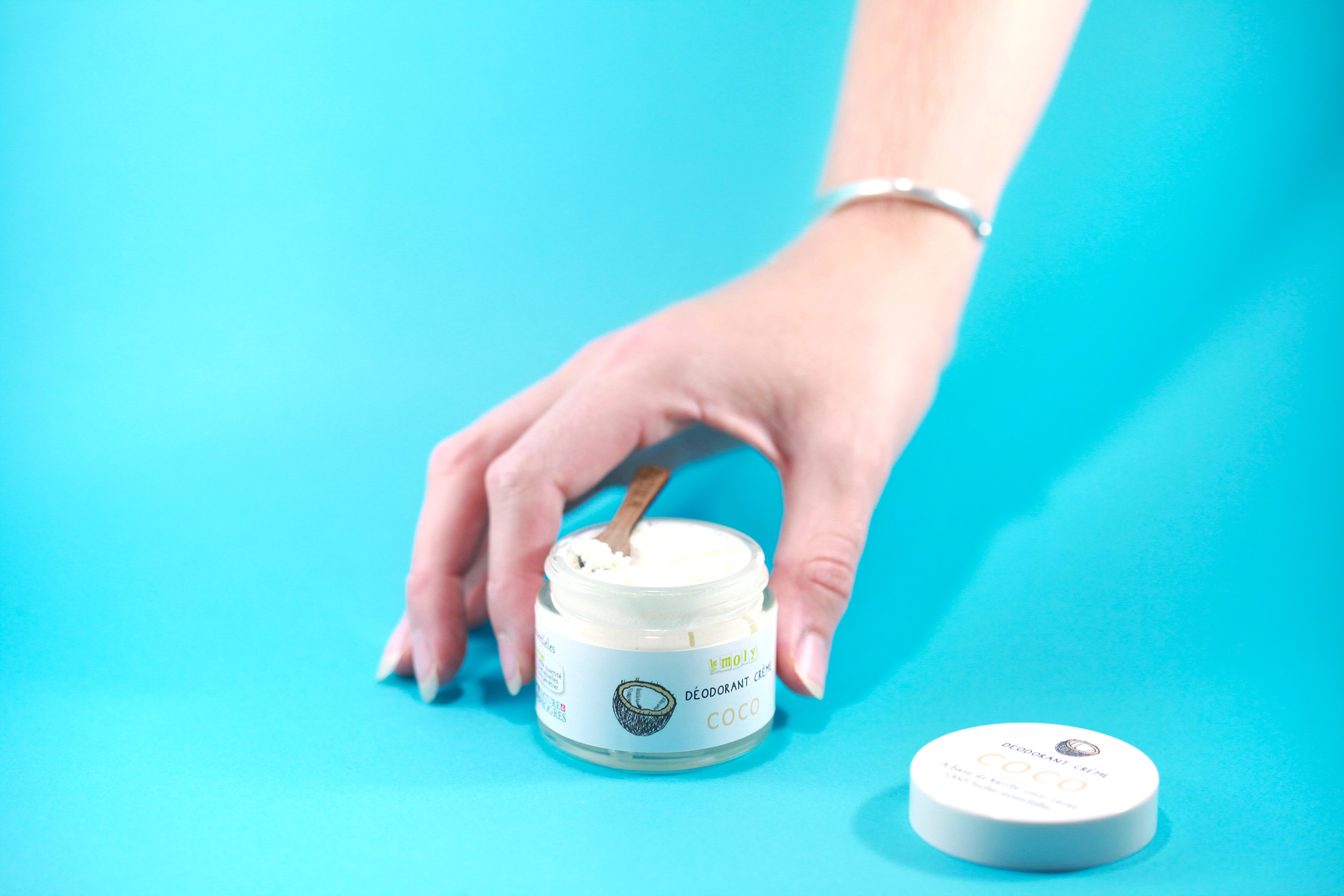Déodorant coco Le Moly