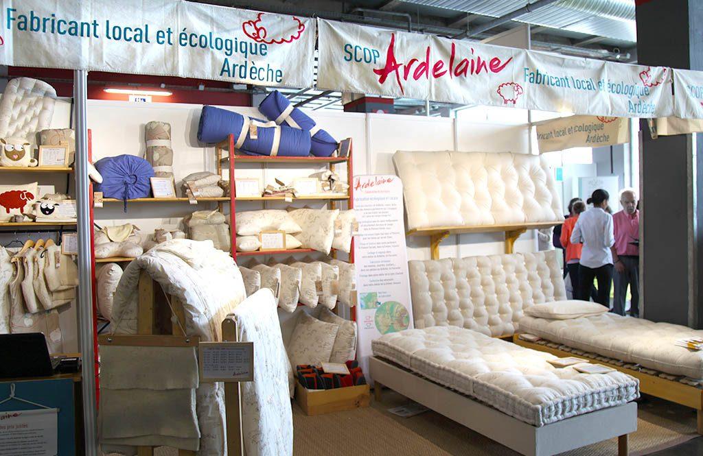 Stand Ardelaine, Salon Zen Et Bio, Bordeaux